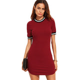 Bodycon Skater Dress