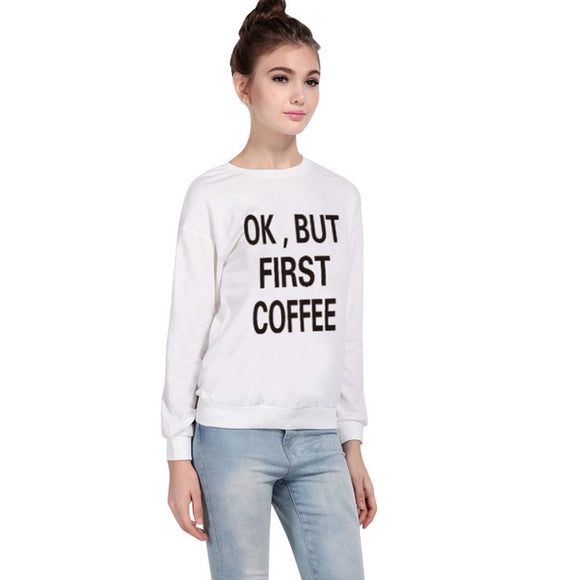 Coffee Pullover