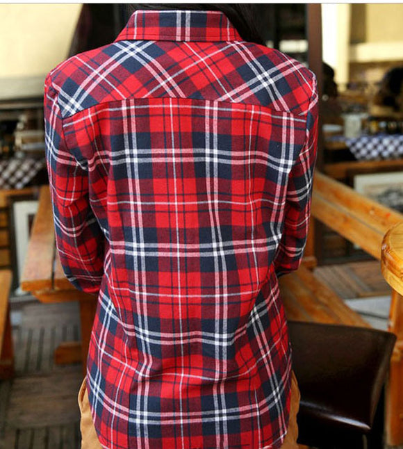 Button-Up Flannel