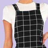 Grid Overalls