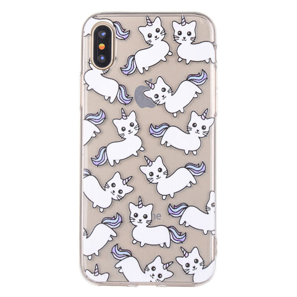Unicorn Phone Case (iPhone X)