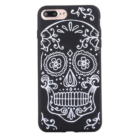 Skull Phone Case (iPhone 7 Plus)