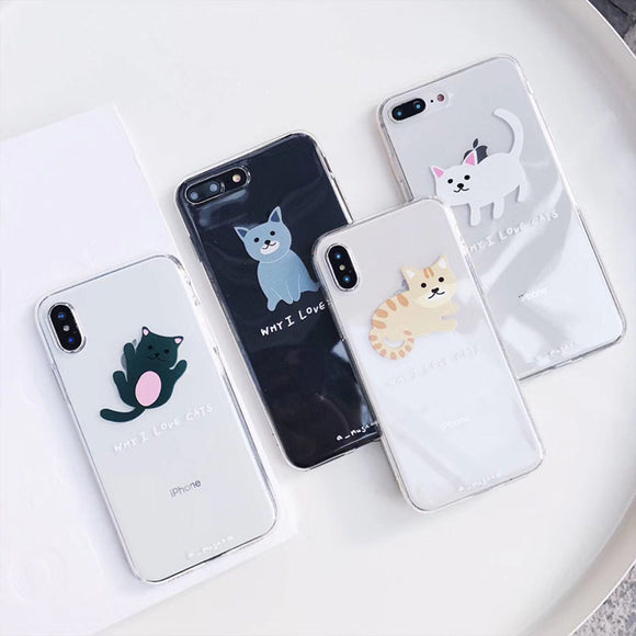 Kitty Phone Cases