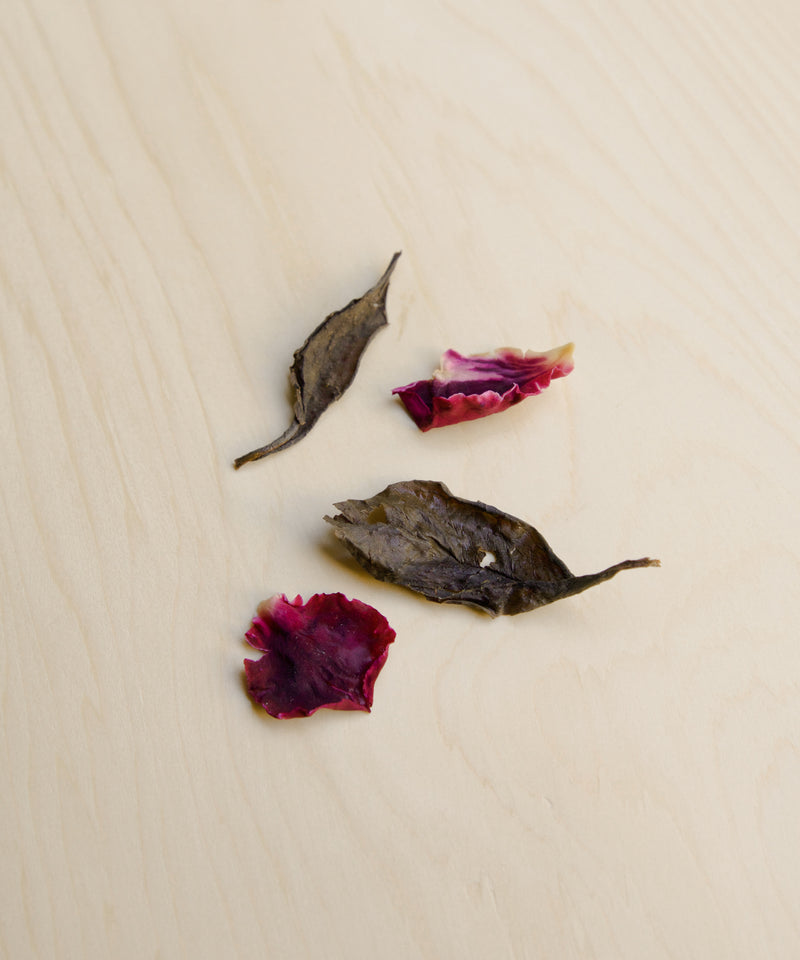 Organic Crimson Rose Black Tea