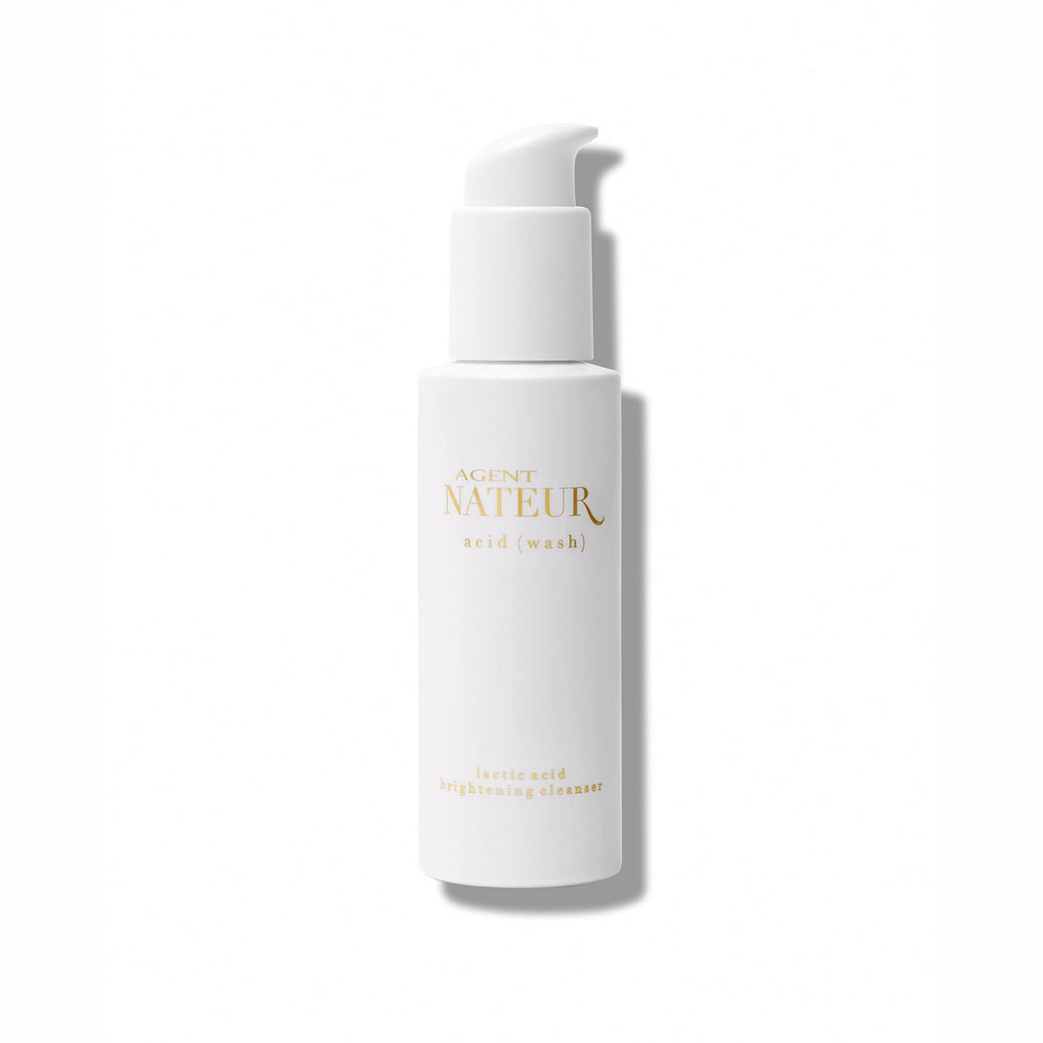Agent Nateur Acid (wash) Lactic Acid Brightening Cleanser