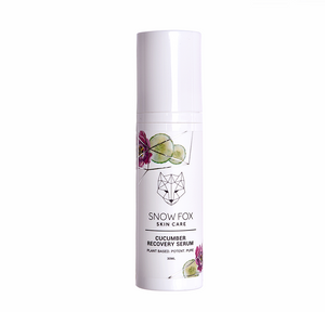 Snow Fox Skincare Cucumber Recovery Serum