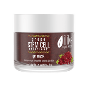 Ilike Organic Skin Care Grape Stem Cell Solutions Gel Mask
