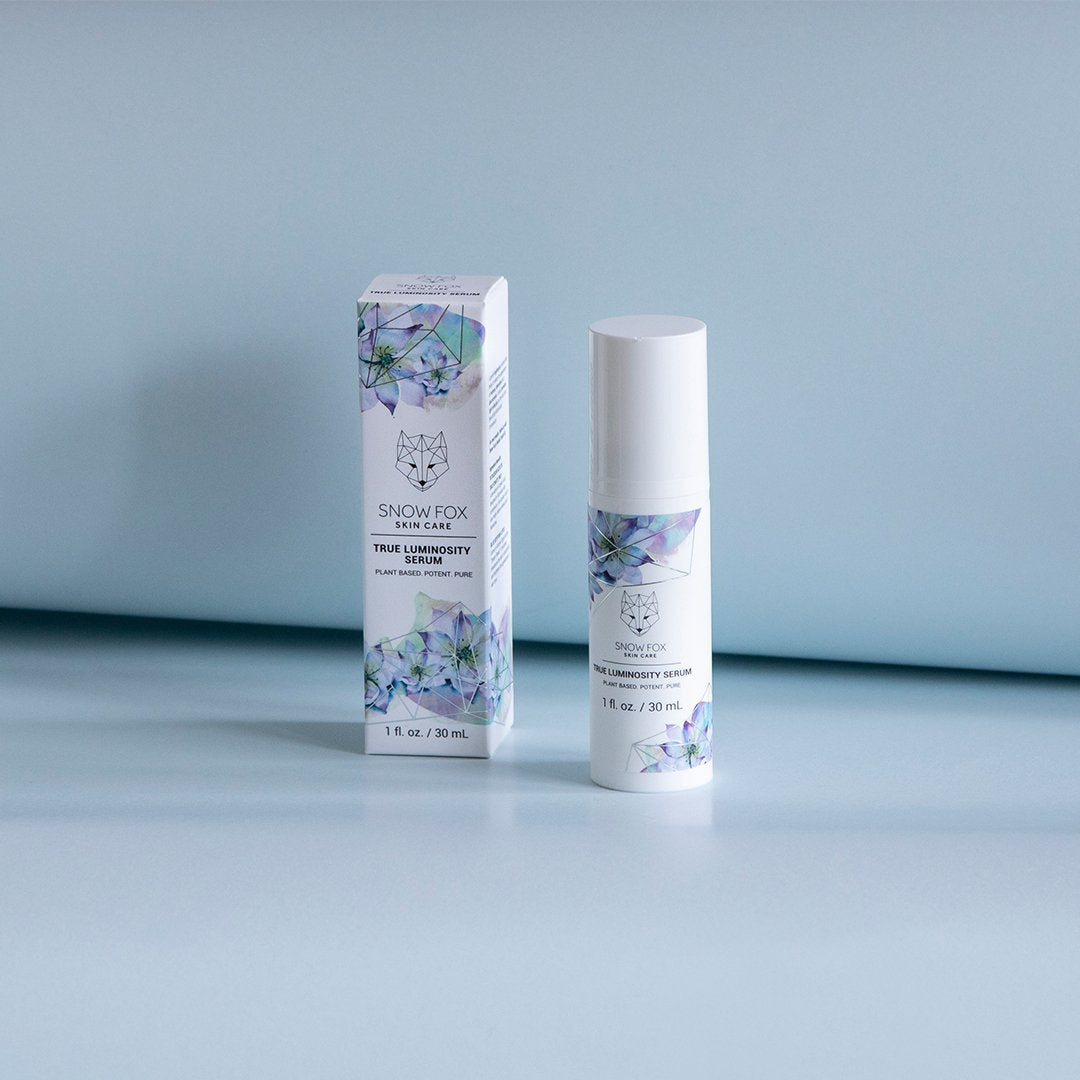 Snow Fox Skincare True Luminosity Serum