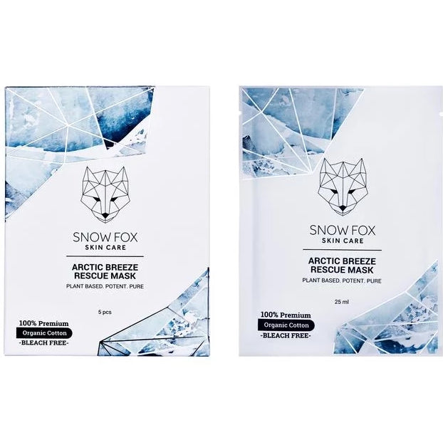 Snow Fox Skincare Arctic Breeze Rescue Mask