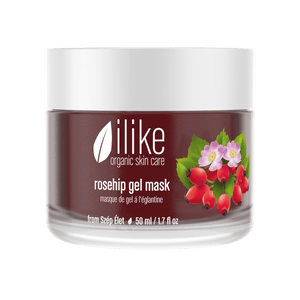 Ilike Organic Skin Care Rosehip Gel Mask