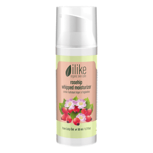 Ilike Organic Skin Care Rosehip Whipped Moisturizer
