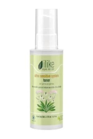 Ilike Organic Skin Care Ultra Sensitive System Toner