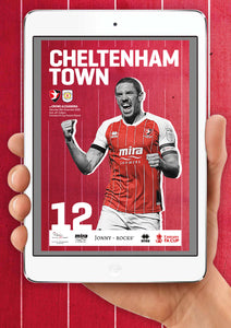 Crewe Alexandra (Saturday, November 28) - digital edition