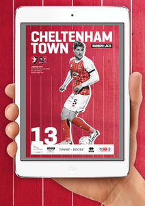 Exeter City (Saturday, 5 December) - digital edition