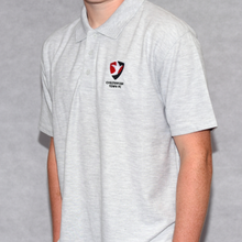 Load image into Gallery viewer, Polo shirt (grey)