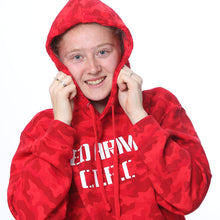 Load image into Gallery viewer, Hoodie (Red Army)