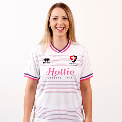 Hollie Gazzard Trust shirt (strictly limited edition)