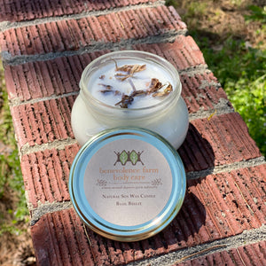 Basil Breeze Soy Wax Candle