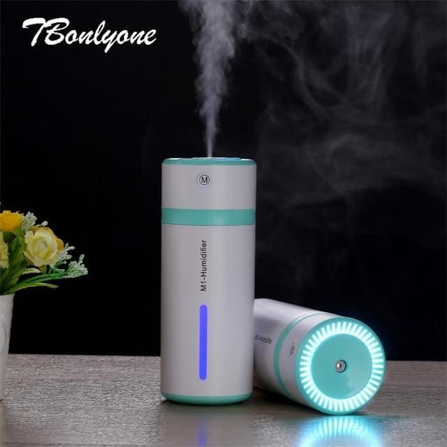Night Lamp Humidifier Mini Water Soluble Oil