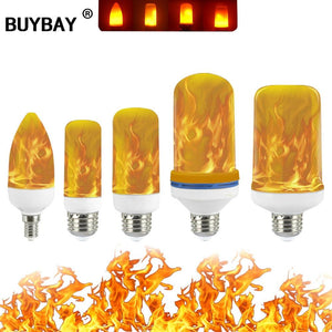 Flame Fire Led Bulb