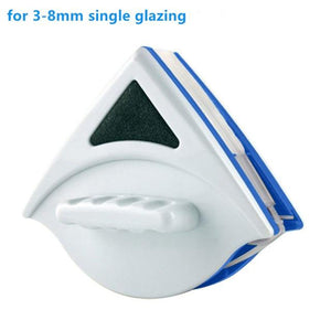 Magnetic Window Cleaner Double Side Glass Wiper Single/ Double Glazing Wash/ Cleaning
