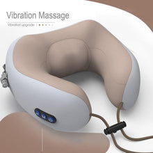 Load image into Gallery viewer, Massage Travel Pillow