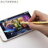 Hethrone Gold Luxury magnetic force Ballpoint Pen Optional Minimalism Superfine Touch screen Ball pen for DIY writing supplies