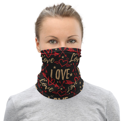 LOVE STRUCK NECK MASK - Stage 12