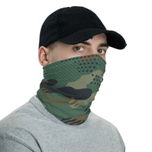 Load image into Gallery viewer, GREEN CAMO MASK - Stage 12