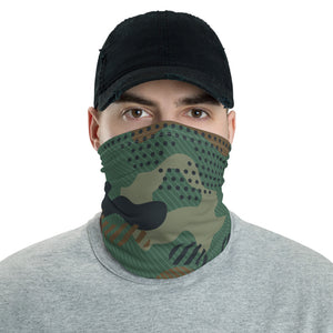 GREEN CAMO MASK - Stage 12