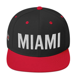 MIAMI Snapback Hat - Stage 12