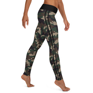 Women Camouflage Leggings - Stage 12