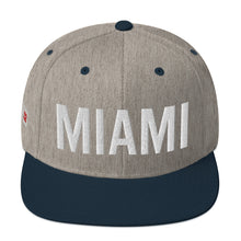 Load image into Gallery viewer, MIAMI Snapback Hat - Stage 12