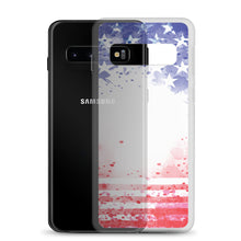 Load image into Gallery viewer, USA PAINT FLAG Samsung Case - Stage 12