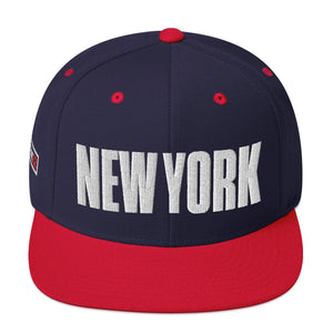 NEW YORK Snapback - Stage 12