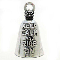 Guardian Bell Keep Calm And Ride On
