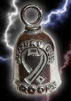 Guardian Bell Support Our Troops - Daytona Bikers Wear