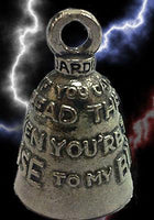 Guardian Bell If You Can Read This You Are Too Close To My Bike