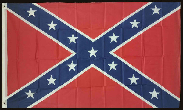 VA1861 Confederate Flag - Daytona Bikers Wear