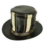 Steampunk Victorian Stove Pipe Top Hat