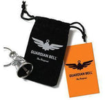 Guardian Bell Yin Yang with Enamel - Daytona Bikers Wear