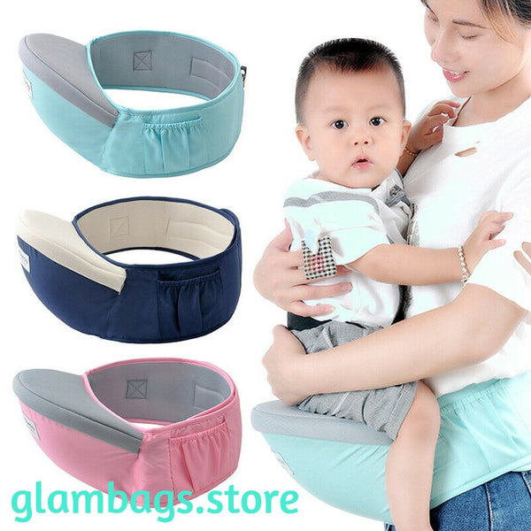 Ergonomic Baby Travel Hip Seat