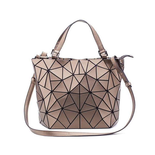 Geometric pattern Versatile Crossbody Bag