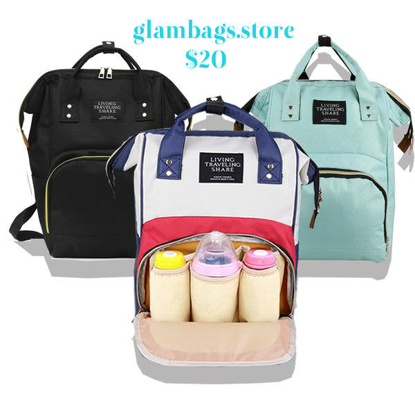 Fashion Nylon Mummy Backpack