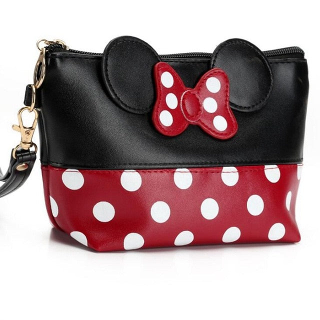 Cute Minnie Cosmetic Bag