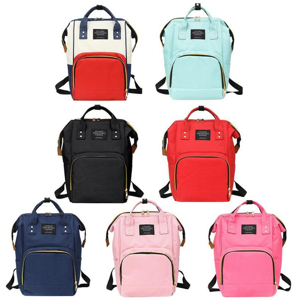 Large Capacity Maternity Waterproof Backpack