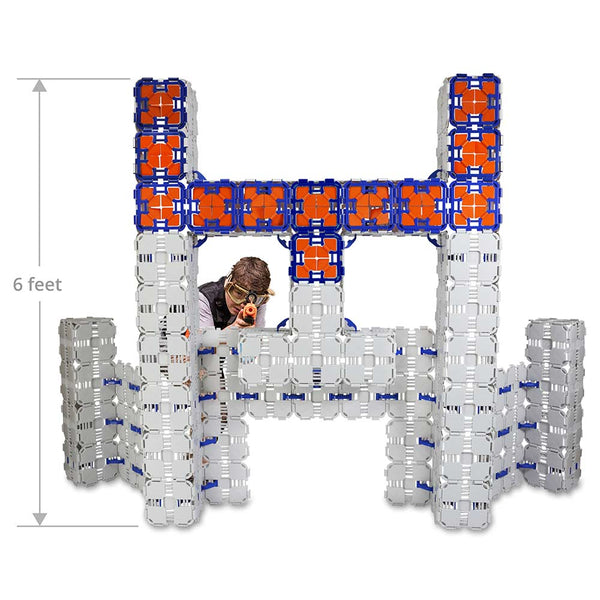 Bunker Builder - 6 Pack (276 Pieces)