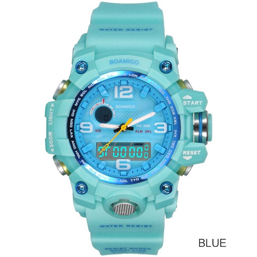 Women's Sports Digital shock Watch