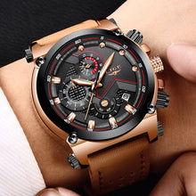 Load image into Gallery viewer, Mens Luxury Brand Waterproof Sport Clock