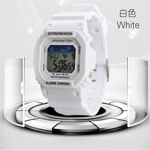 Women's Sports Military Watches